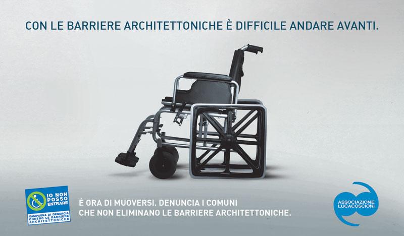 Ben noto Barriere architettoniche - lettera al sindaco di Loreto - Radicali  JR39
