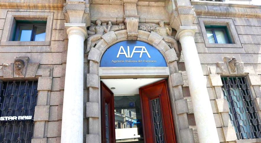 Risultati immagini per AIFA sede