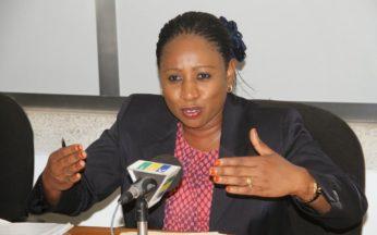 La Ministra della Salute della Tanzania Ummy Mwalimu