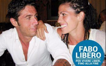 Foto di Fabo e Valeria prima dell'incidente