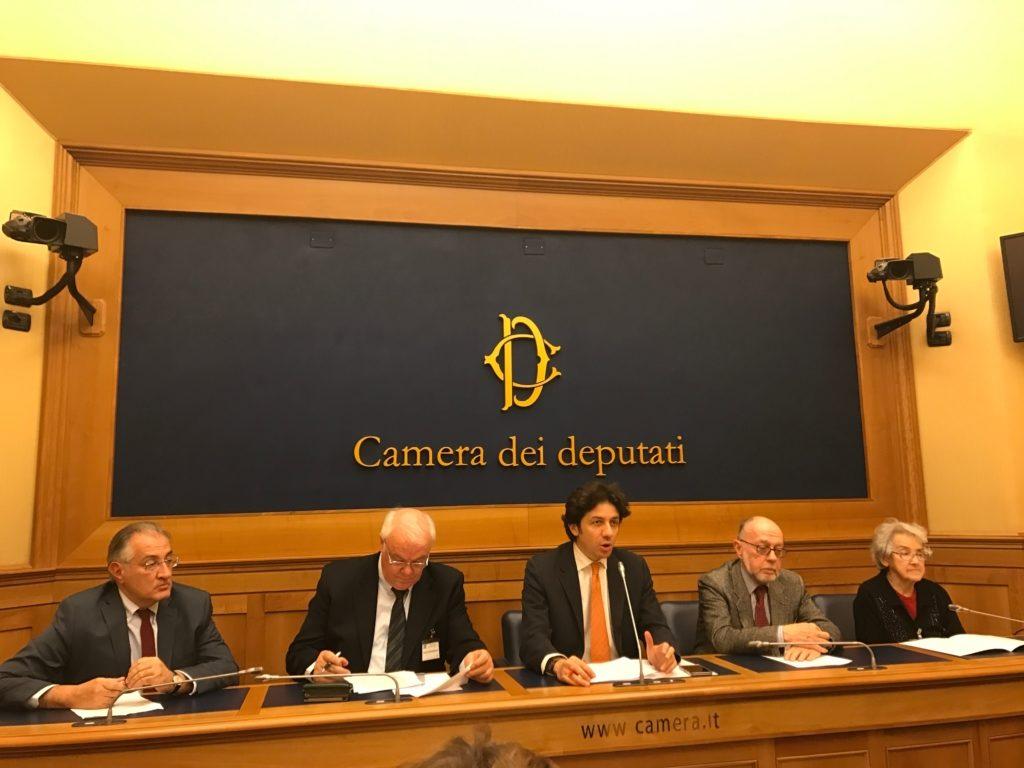 Conferenza Stampa Carta dei Medici per il testamento Biologico