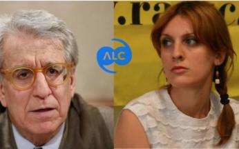 Luigi Manconi e Antonella Soldo