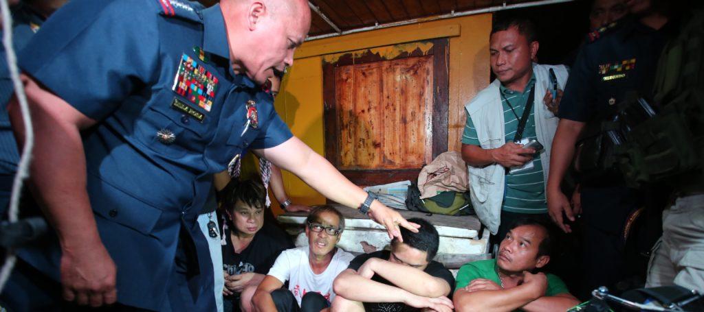 guerra alla droga filippine