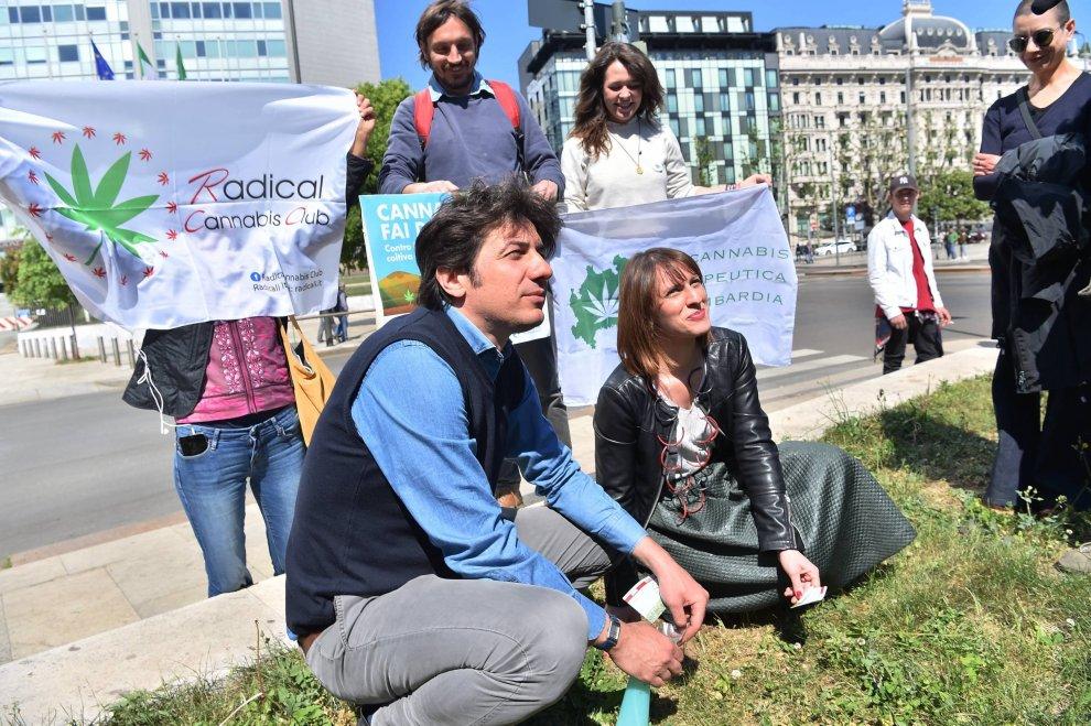 Soldo e Cappato in Semina Proibita (Ph. Repubblica)