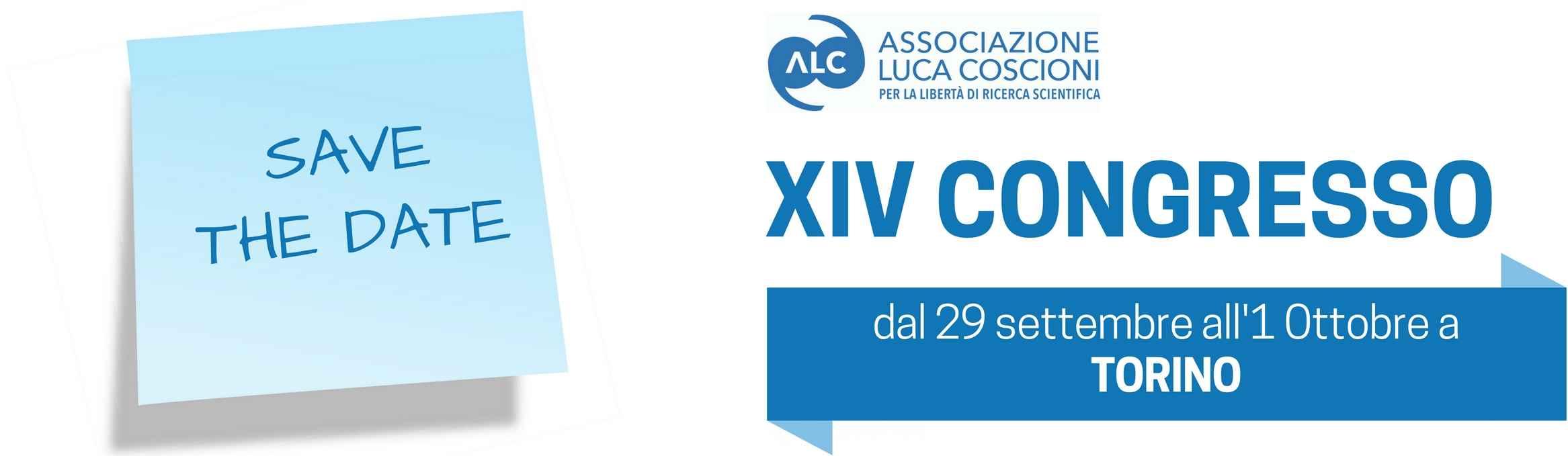 XIV Congresso Associazione Luca Coscioni