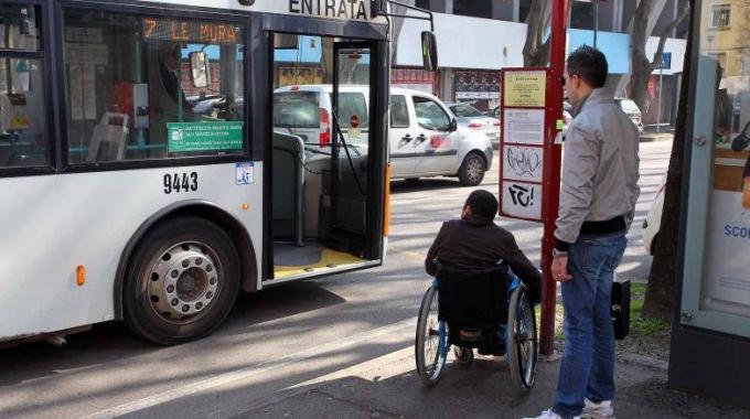 trasporti inaccessibili