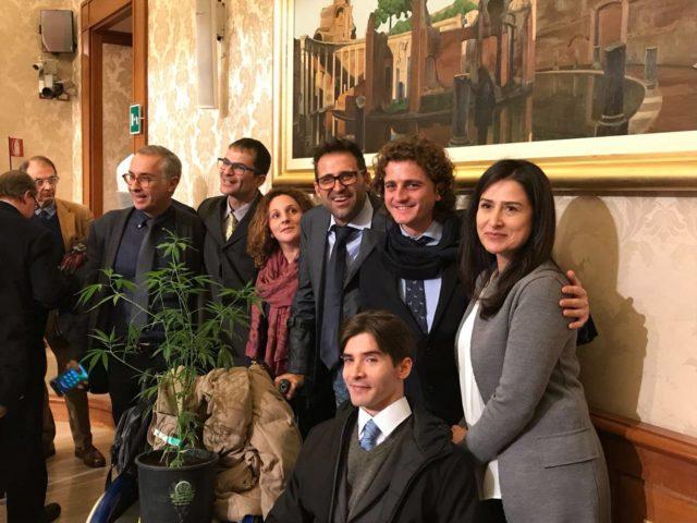 Filomena Gallo, Andrea Trisciuoglio