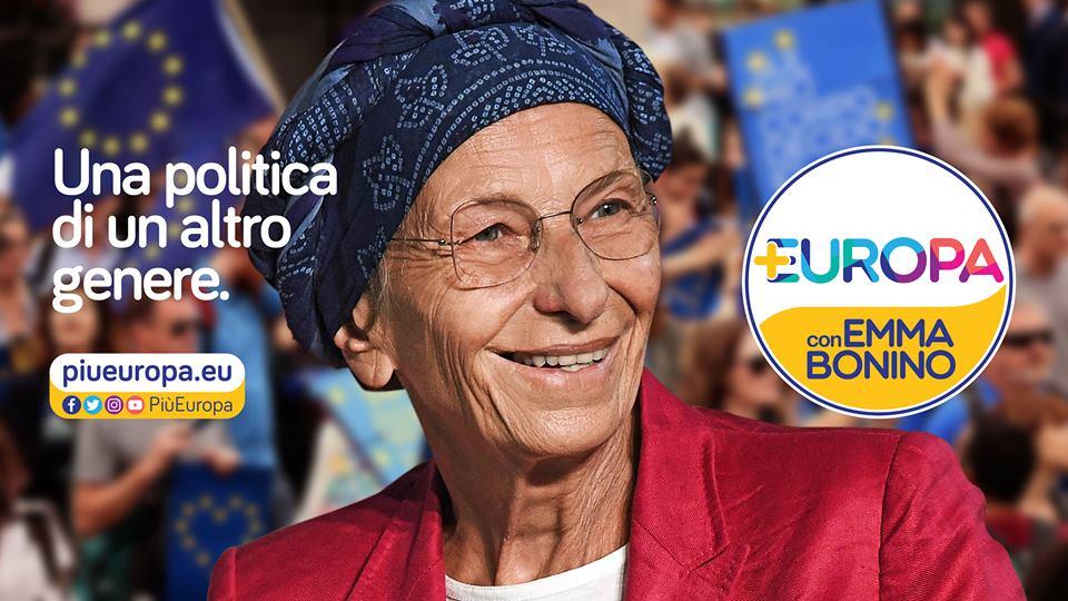 più europa con emma bonino