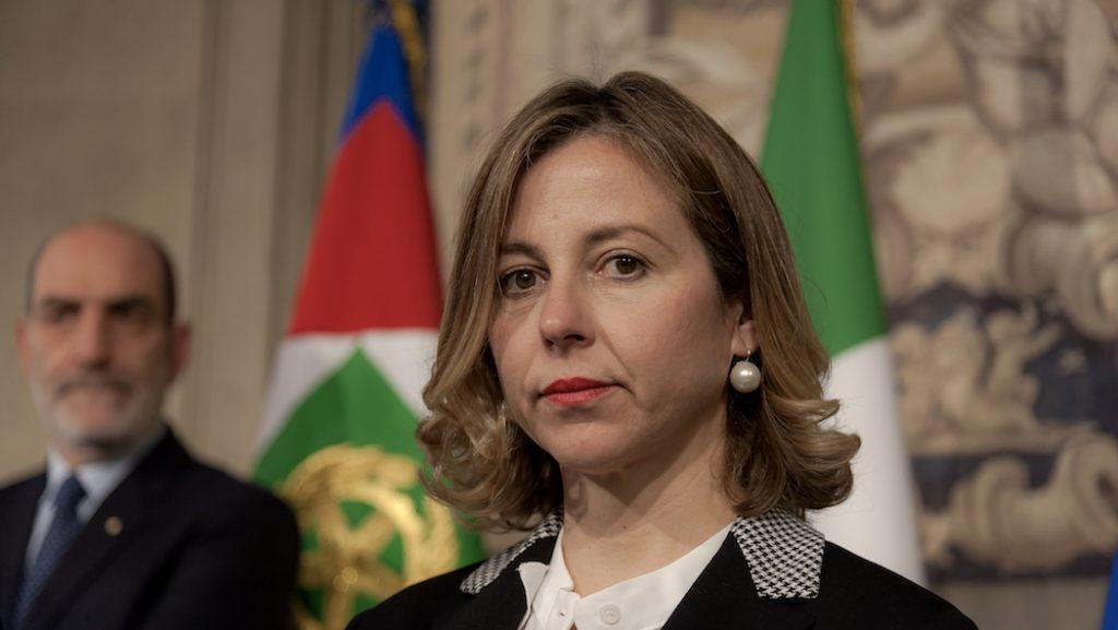 Ministro della Salute Giulia Grillo, Governo Conte