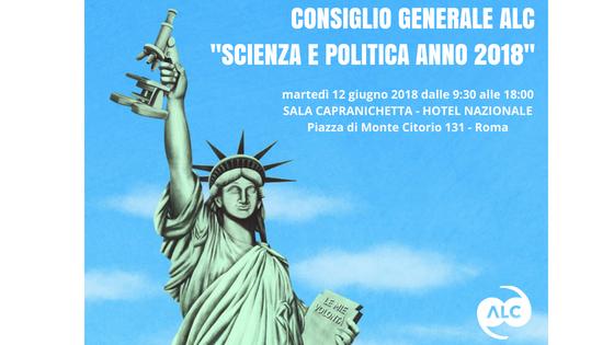 Consiglio generale ALC 12 giugno