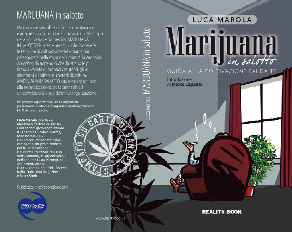 In Salotto Italia.Marijuana In Salotto Guida Alla Coltivazione Fai Da Te