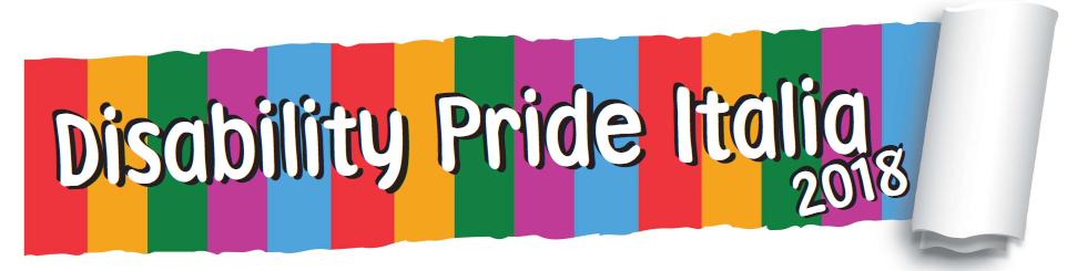 Disability pride 2018 italia