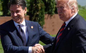 Conte Trump Controllo internazionale delle droghe