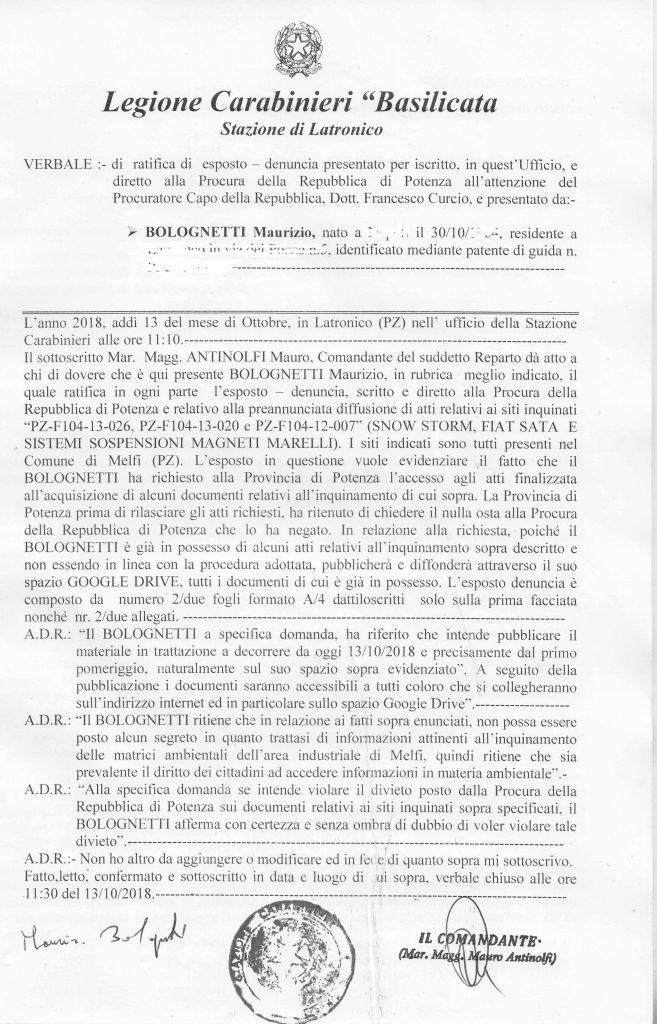 disobbedienza civile bolognetti