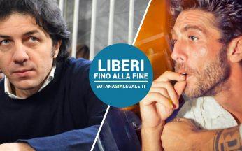 Marco Cappato e Dj Fabo Liberi Fino Alla Fine