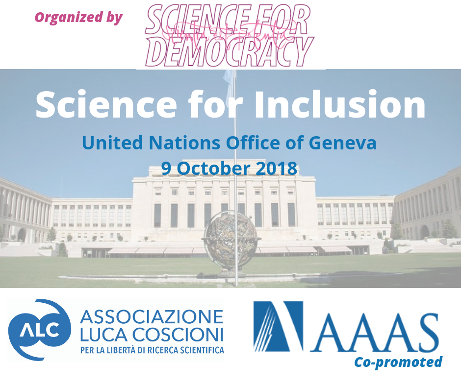 science for inclusion
