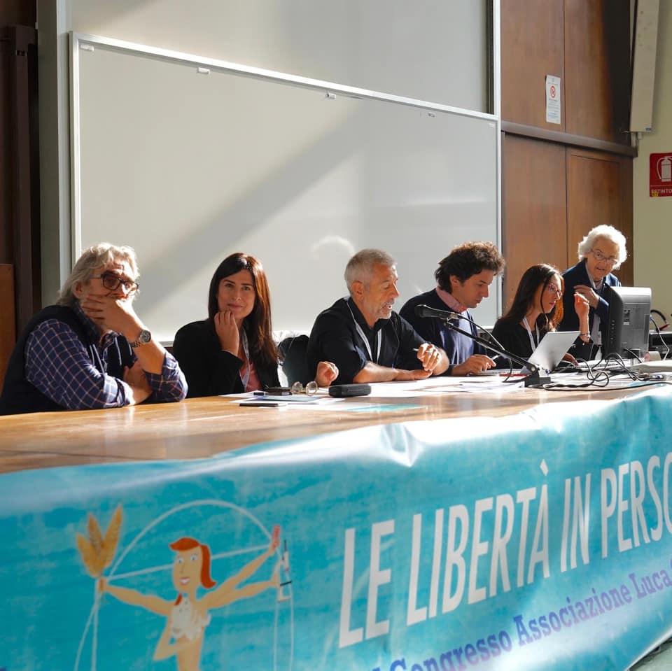 XV Congresso di Ass. Coscioni