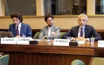 """Perduca Romano Cappato a Ginevra per """"Science for inclusion"""" ottobre 2018"""