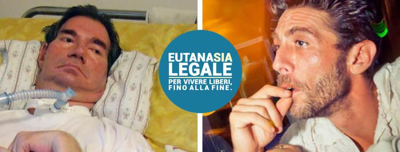 Welby Antoniani copertina Eutanasia Legale