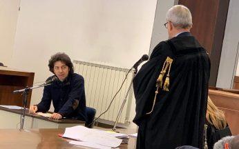 Marco Cappato interrogato dal Tribunale di Massa