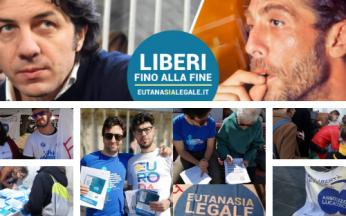 Eutanasia Legale - Le foto della mobilitazione del 28 marzo 2019