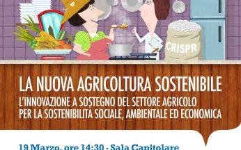 La nuova agricoltura sostenibile
