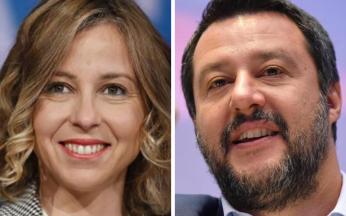 Ministri Grillo e Salvini