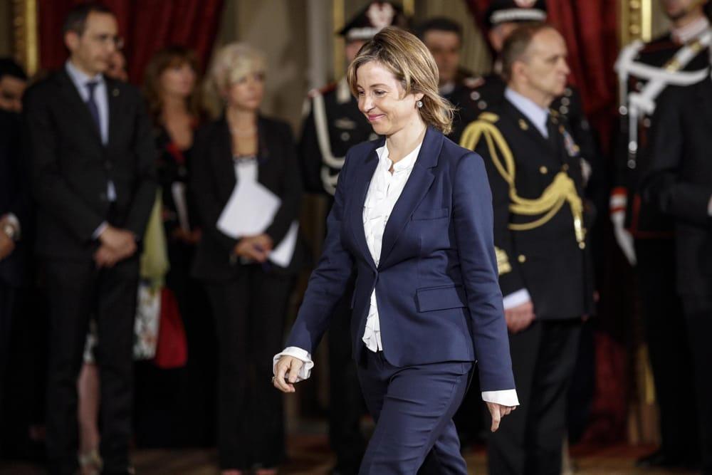 Ministro della Salute Giulia Grillo