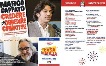 cappato festa dell'unità Modena