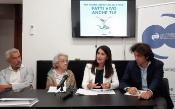 Conferenza stampa Eutanasia Legale