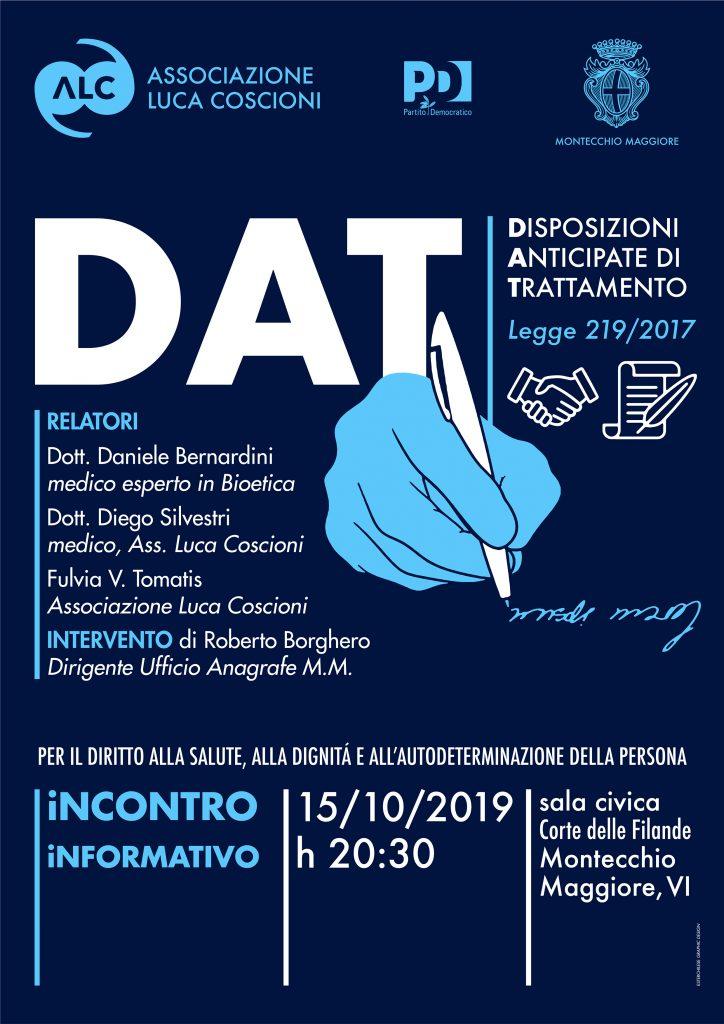 Incontro DAT Montecchio Maggiore