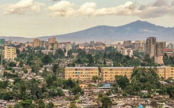 Addis Abeba, Etiopia