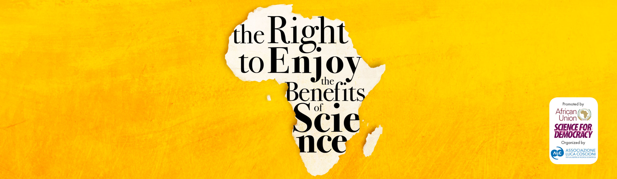 banner vi congresso mondiale libertà ricerca