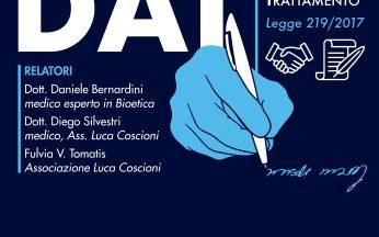 Incontro Testamento biologico Vicenza