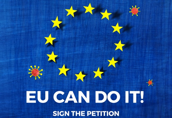 petizione eu can do it