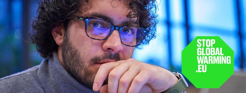 Carlo Maresca, coordinatore Stop Global Warming