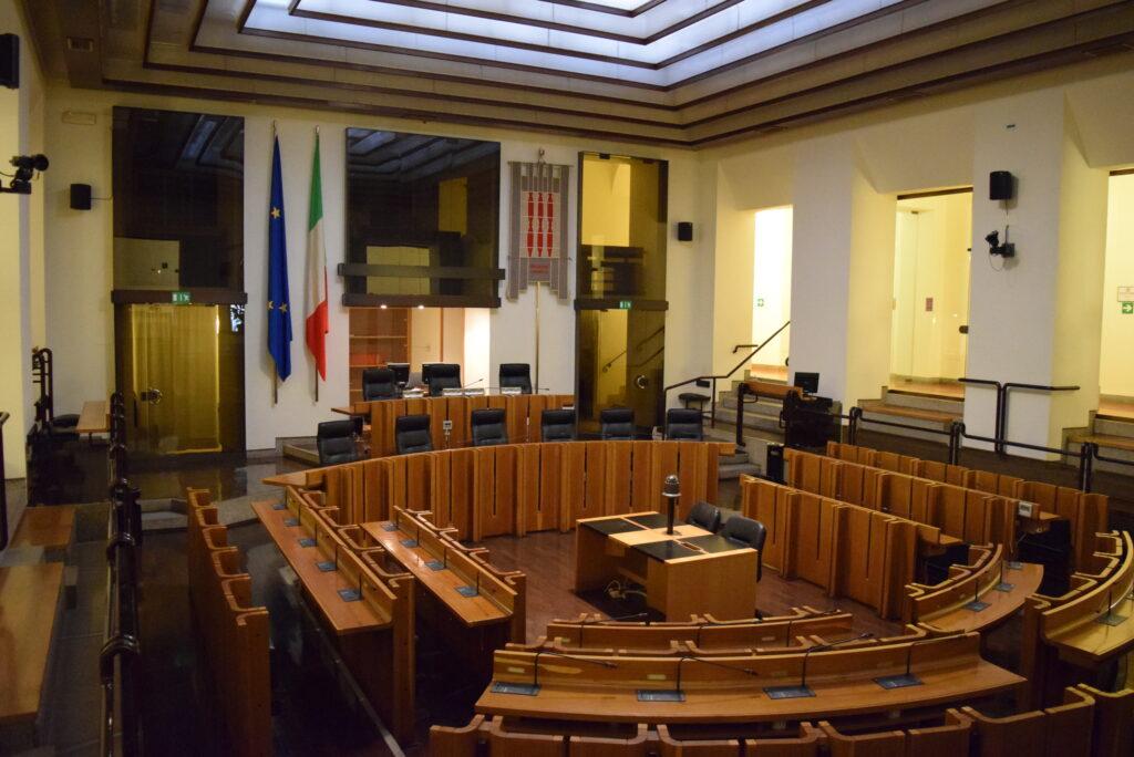 aborto in umbria consiglio regionale