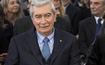 Mario Morelli presidente della Consulta