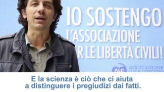 Cos'è l'Associazione Luca Coscioni