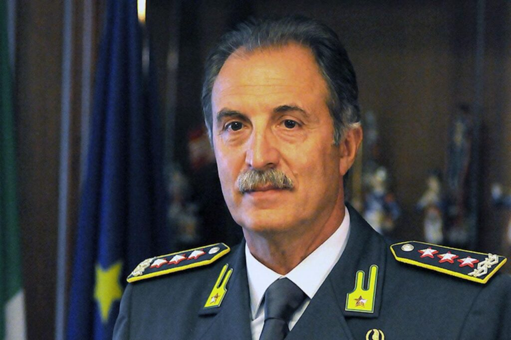 Vito Bardi presidente della Regione Basilicata