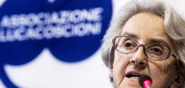 Mina Welby, co-presidente Associazione Luca Coscioni